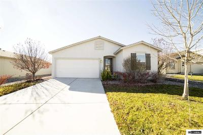 Single Family Home Active/Pending-Loan: 1081 Serena Springs