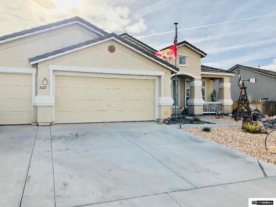 Fernley Single Family Home Back On Market: 1625 Picetti Way