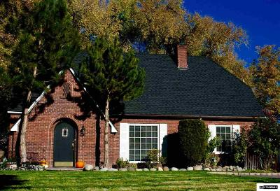 Reno Single Family Home For Sale: 1056 Evans Ave.