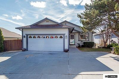 Reno NV Single Family Home Sold: $389,000