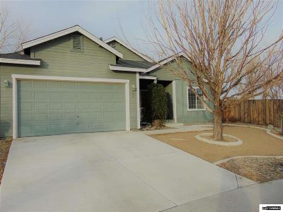 Fernley Single Family Home Active/Pending-Call: 746 Canary