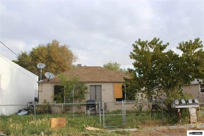 Reno Multi Family Home For Sale: 241 Linden