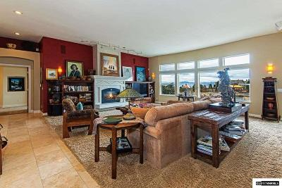 Reno Single Family Home For Sale: 2616 Spearpoint Dr.