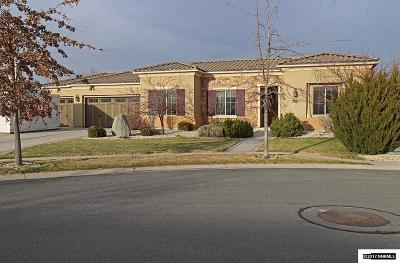 Reno Single Family Home For Sale: 13440 Rose Meadow Court