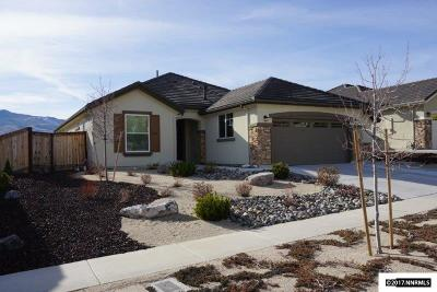 Reno Single Family Home Active/Pending-Call: 9380 Baypoint Court