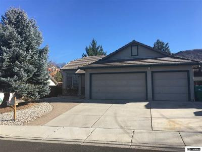 Sparks NV Single Family Home Sold: $325,000
