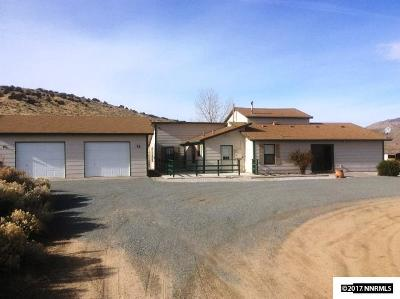 Reno Single Family Home For Sale: 6105 Lost Spring Road