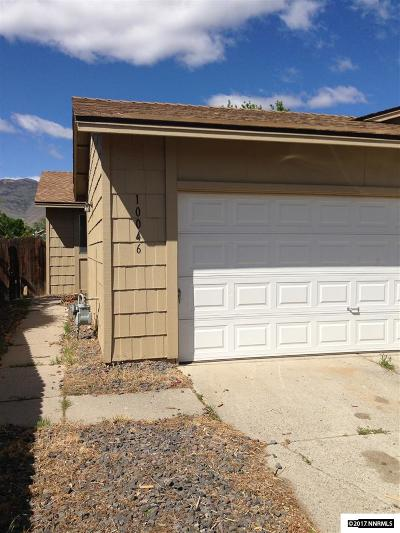 Reno Rental For Rent: 10046 Humite Ln.
