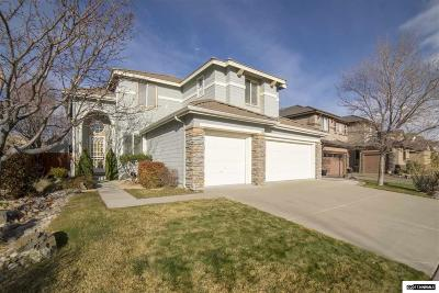 Washoe County Single Family Home For Sale: 5805 Tappan Dr.