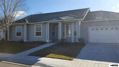 Gardnerville Single Family Home For Sale: 1357 Marion Russell