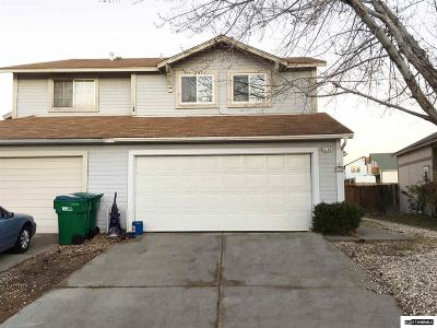 Sparks Single Family Home New: 3040 Catham Court