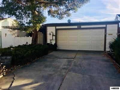 Carson City Single Family Home For Sale: 31 Granite Way