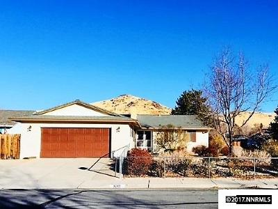 Sparks Single Family Home Active/Pending-Loan: 3245 Edna Ct