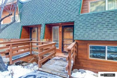 Incline Village Condo/Townhouse Active/Pending-Call: 845 Southwood Blvd #16