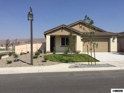 Reno Single Family Home For Sale: 10118 Mesa Cortona Dr.