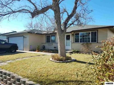 Carson City Single Family Home For Sale: 1924 Carriage Crest