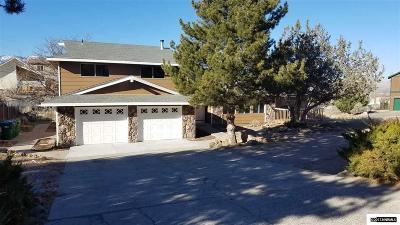 Washoe County Single Family Home Active/Pending-Call: 14015 Chamy Dr