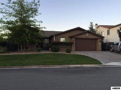Reno Single Family Home For Sale: 655 Royal Windsor Ct.