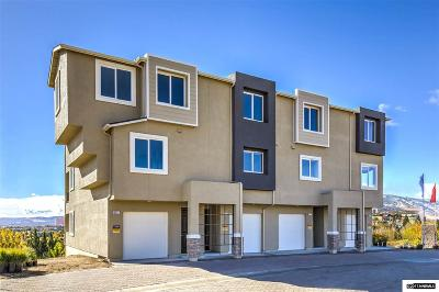 Sparks Condo/Townhouse New: 2996 Silver River Lane #107