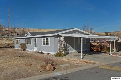 Reno Manufactured Home Back On Market: 2141 Barberry