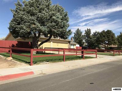 Sparks NV Single Family Home New: $335,000
