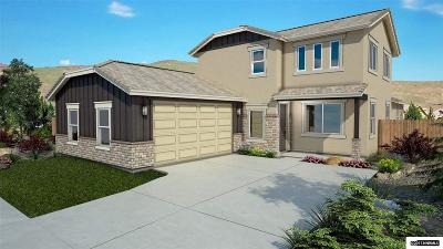 Sparks NV Single Family Home New: $378,339