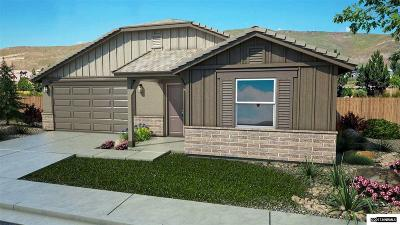 Sparks Single Family Home Active/Pending-Loan: 6095 Sweet Cherry Drive