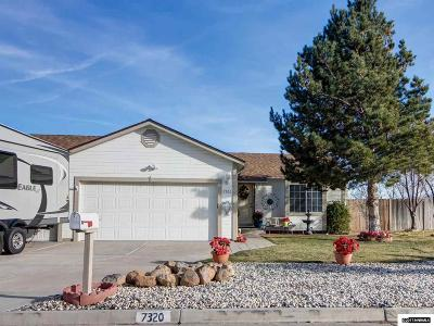 Sparks NV Single Family Home New: $315,000