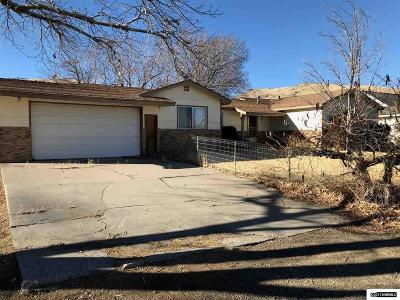 Carson City Single Family Home New: 2660 Lennox Street