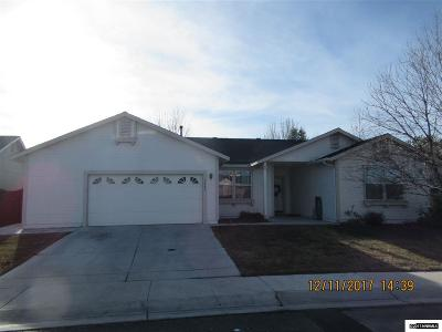 Gardnerville Single Family Home New: 1357 Brooke Way