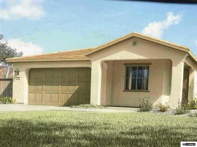 Reno Single Family Home New: 10145 Culiacan Pass Trail