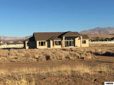 Gardnerville Single Family Home New: 1735 Sterling Ranch