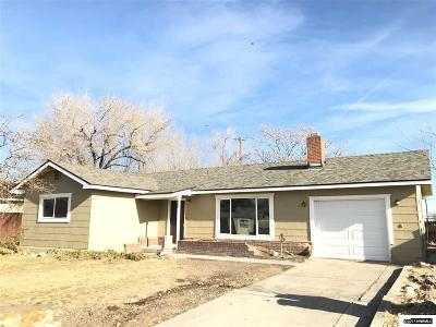 Reno Single Family Home For Sale: 990 Melrose Dr