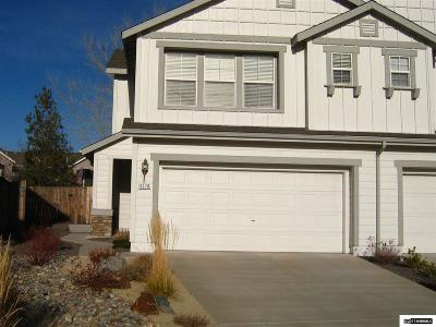Reno Single Family Home New: 9278 Lone Wolf Circle