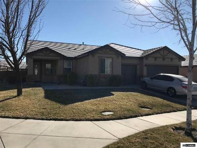 Sparks NV Single Family Home New: $369,900