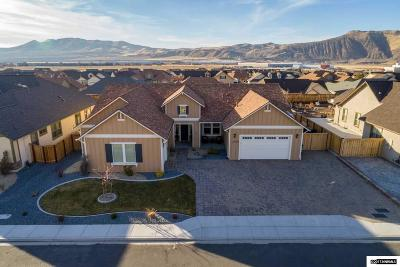 Sparks NV Single Family Home New: $575,000
