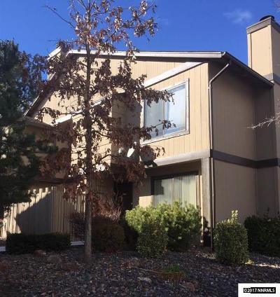 Reno NV Condo/Townhouse New: $189,000