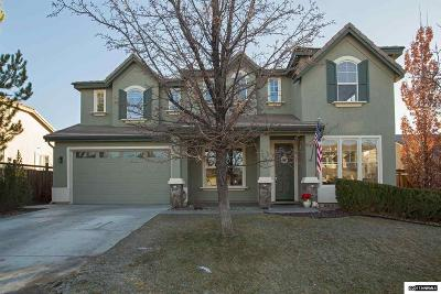 Sparks NV Single Family Home New: $465,000