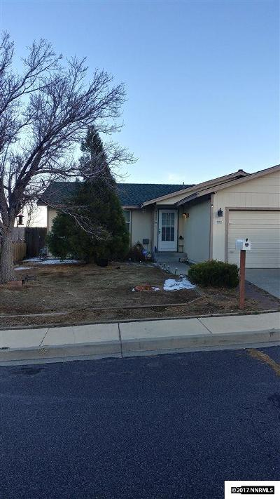 Reno NV Single Family Home New: $224,950