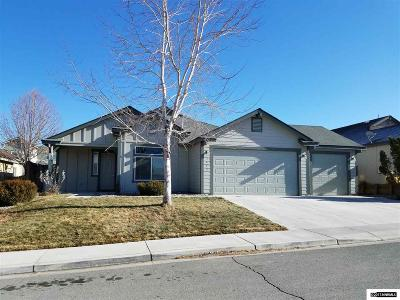 Fernley Single Family Home New: 1455 Slate Way