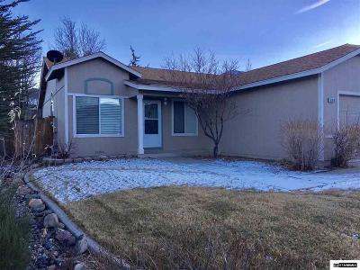 Reno NV Single Family Home New: $254,900