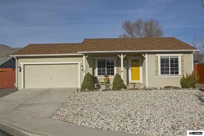 Reno Single Family Home New: 17593 Javalina