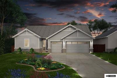 Reno Single Family Home New: 8870 Golfwood Court