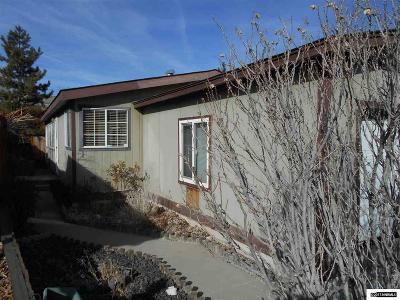 Reno Manufactured Home Active/Pending-Loan: 2147 Barberry Way