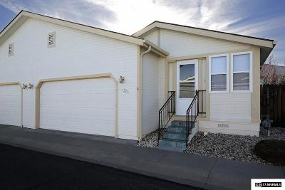 Carson City NV Manufactured Home Active/Pending-Loan: $225,000