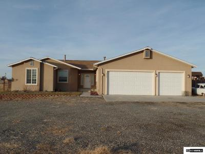 Winnemucca Single Family Home For Sale: 4675 E Tycana Rd.