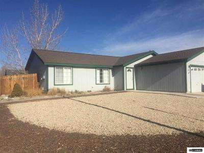 Fernley Single Family Home New: 720 Shadow Lane