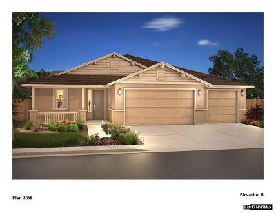 Reno Single Family Home New: 8535 Spearhead Way