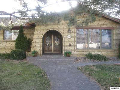 Minden Single Family Home For Sale: 1592 County Road