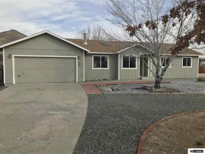 Minden Single Family Home Active/Pending-Call: 2955 Vicky Lane